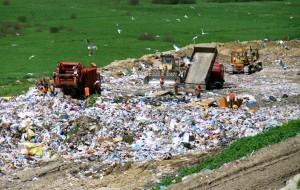 śmieci foliowe