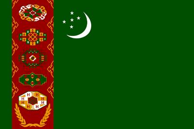 Święto Zieloniutkiej Flagi Turkmeńskiej