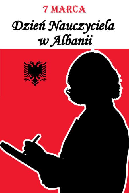 Dzień Nauczyciela w Albanii