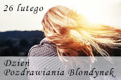 Dzień Pozdrawiania Blondynek